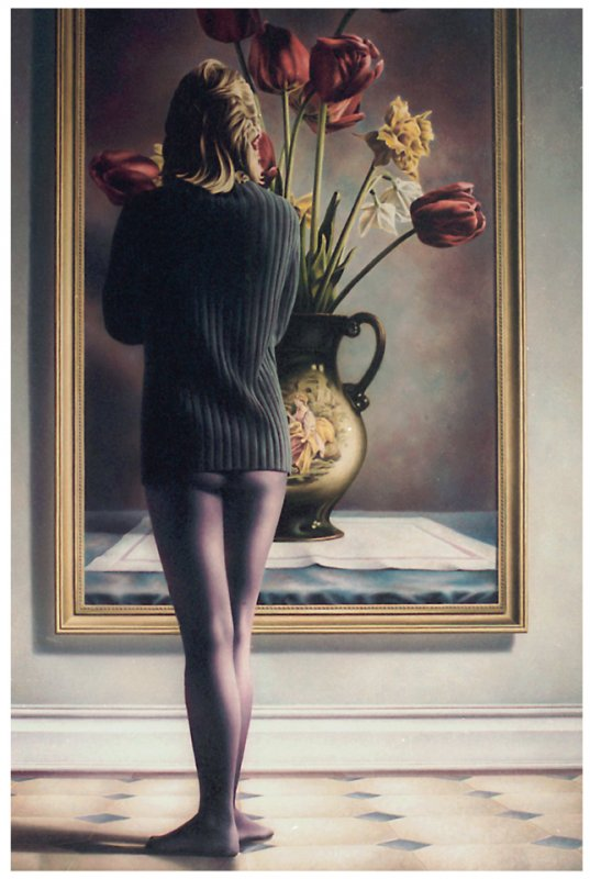 Paul Kelley Sensual Interior